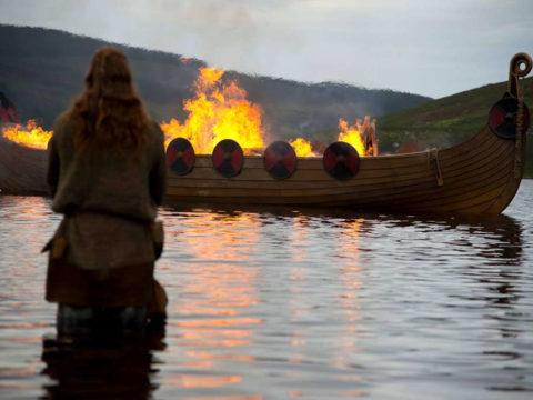 viking temetes maglya hajo tuz