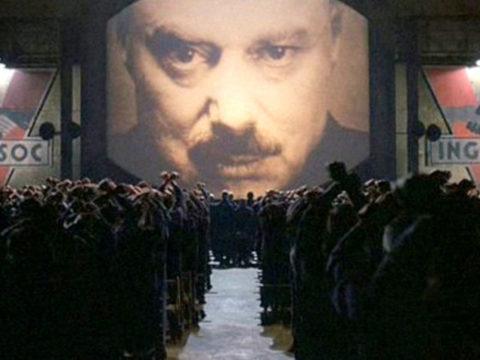hatalom felelem 1984 george orwell