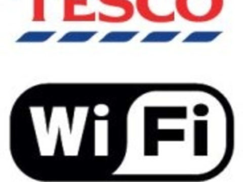 tesco wifi internet free ingyenes