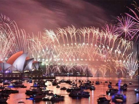 tuzijatek sydney nye fireworks 2019 szilveszter