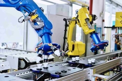 robot-gyartas-gyartosor